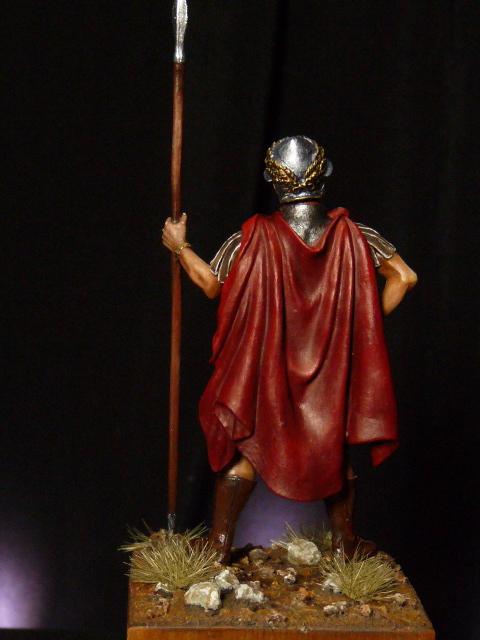 FINI - Pyrrhus 1er, roi d'Epire 306-297 avant JC (Janv-2014) par BONO P1050354