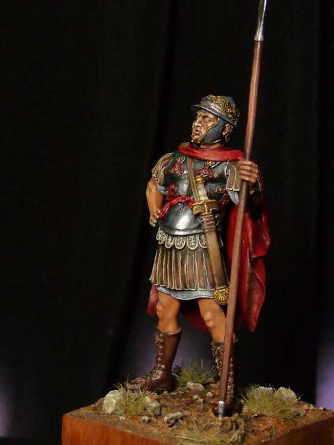 FINI - Pyrrhus 1er, roi d'Epire 306-297 avant JC (Janv-2014) par BONO P1050355