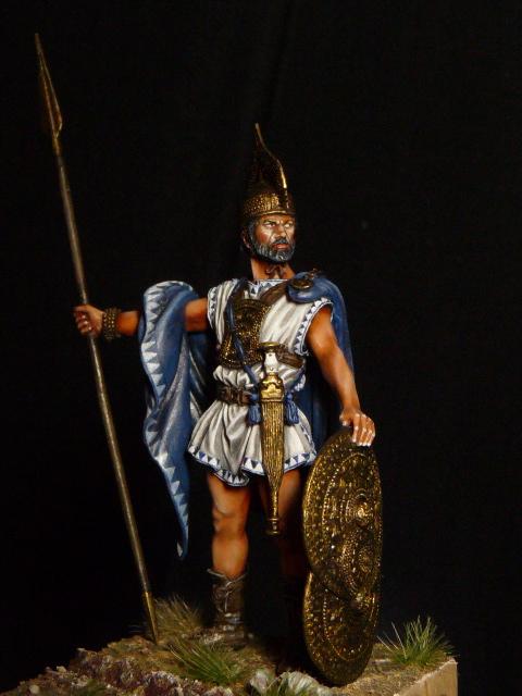 Romulus - Art Girona par BONO (FINI) - Page 2 P1050421