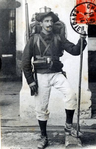 FINI - Infanterie Alpine Peinture par BONO  Photos12