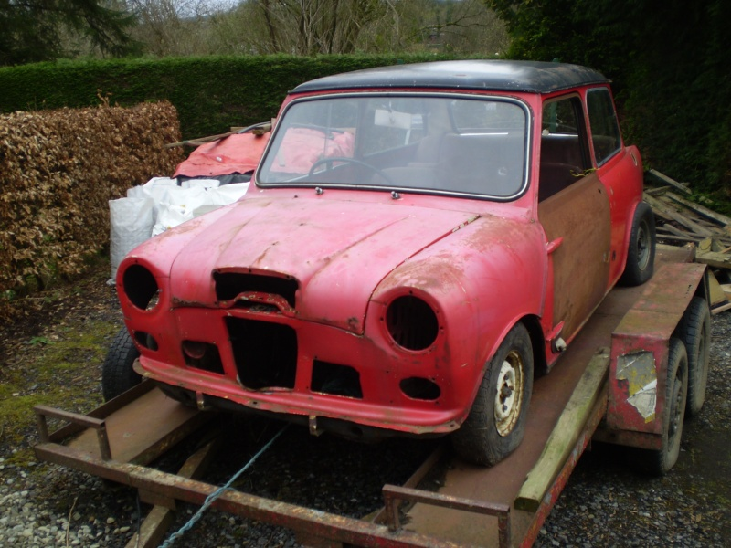 1968 Wolseley Hornet (Automatic) Suggested Value? P3070310