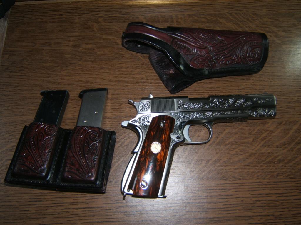 Achat plaisir vraiment satisfaisant. Cybergun Colt 1911 rail gun stainless - Page 2 Dscf2920