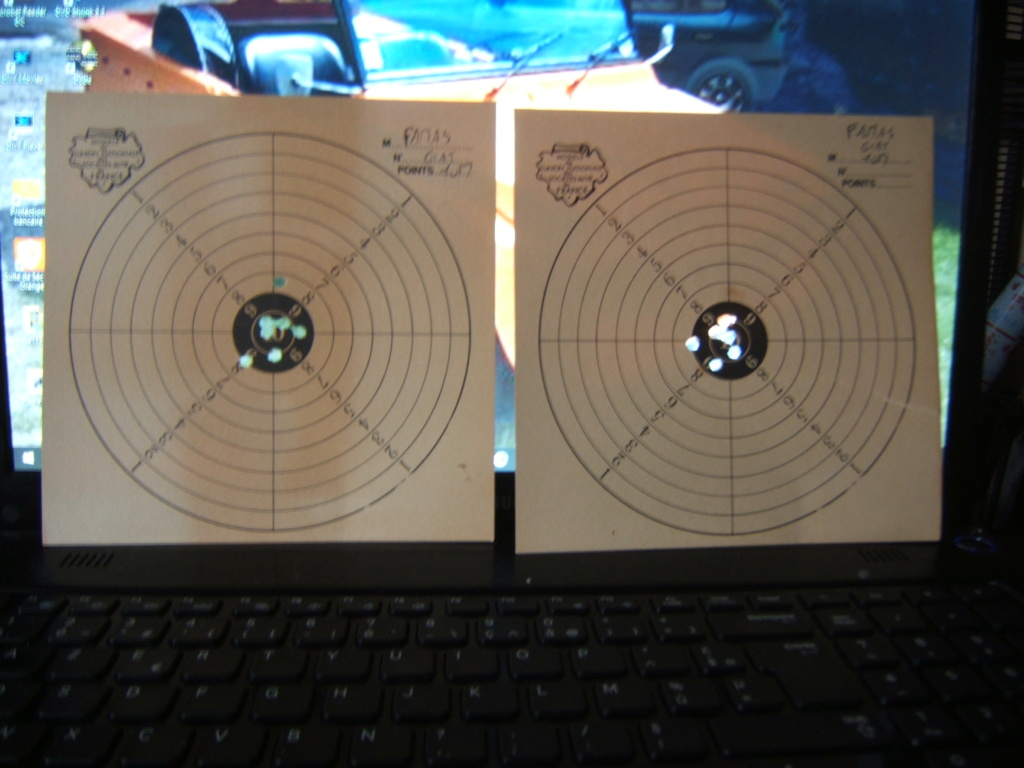 Concours Comparatif lanceurs plombs 4.5/plombs 5.5/BBs 4.5/airsoft 6mm - Page 4 Famas_10