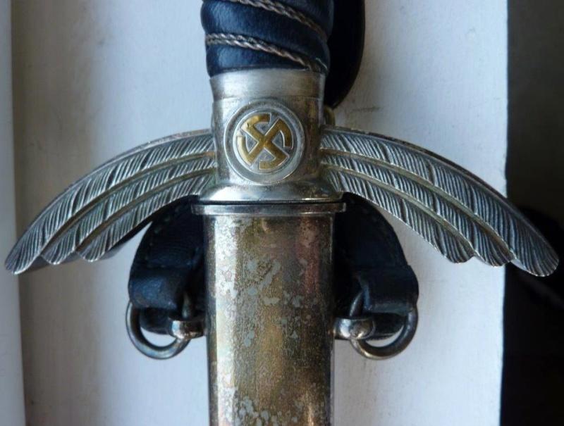 Fliegerschwert 1934 (premier modèle) -  Paul Weyersberg P1220014