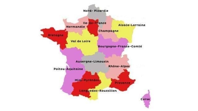 Nombre de régions : valls veut les diviser par deux  15_reg10
