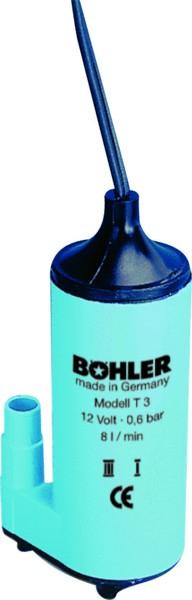 My ballast pump controller. Bohler11