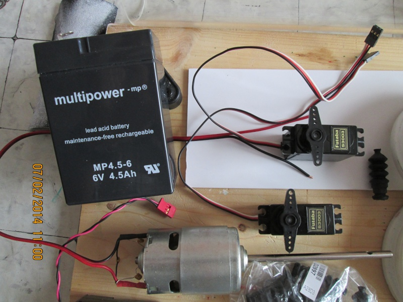 My ballast pump controller. Img_0225