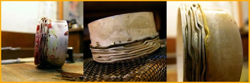 bracelet argent et or Bracel18