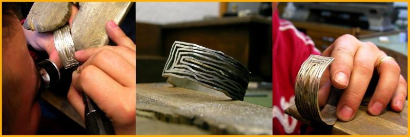 bracelet argent et or Bracel23