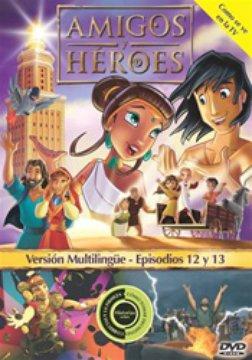 Amigos y Héroes Ep. 12 Sin salida Amigos10