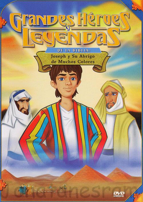 José y el abrigo de muchos colores. Grande13