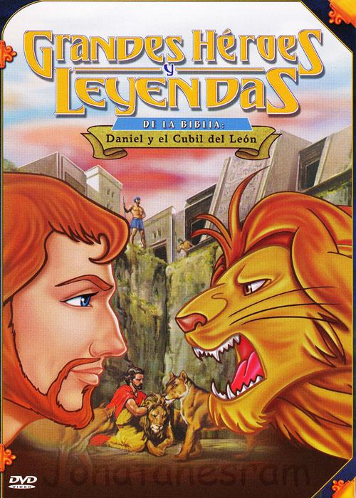 Daniel y el foso de los leones. Grande15