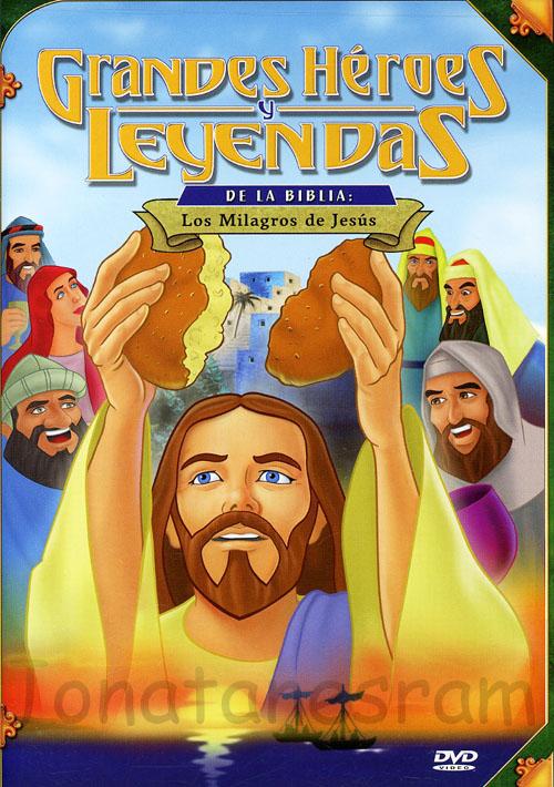 Los Milagros de Jesús. Grande18