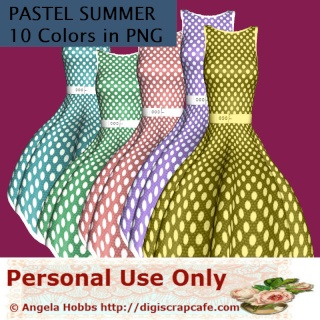 3 New Fashion Templates Available Pastel11