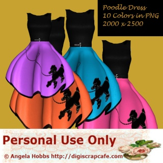3 New Fashion Templates Available Poodle10