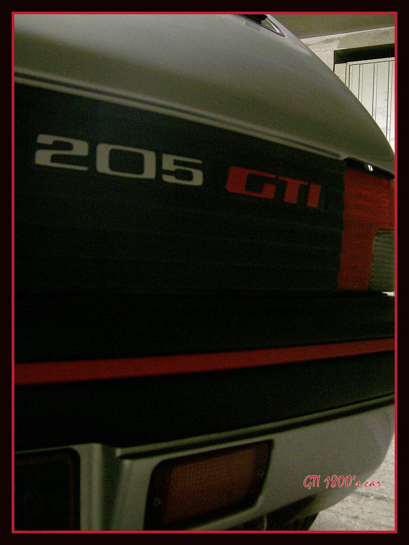 [GTI1800]..Mes 205 gti.....FINITION DU 205 T16..... - Page 27 100_4320