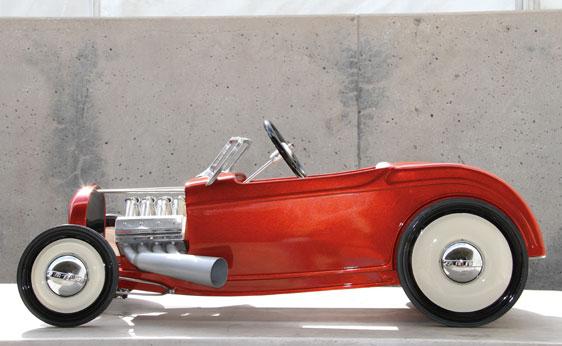 PEDAL CARS 1932-f10