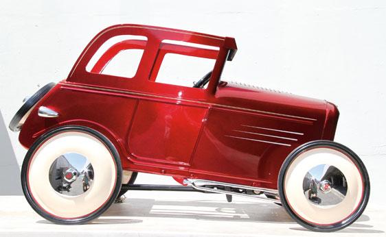 PEDAL CARS 1932-f11