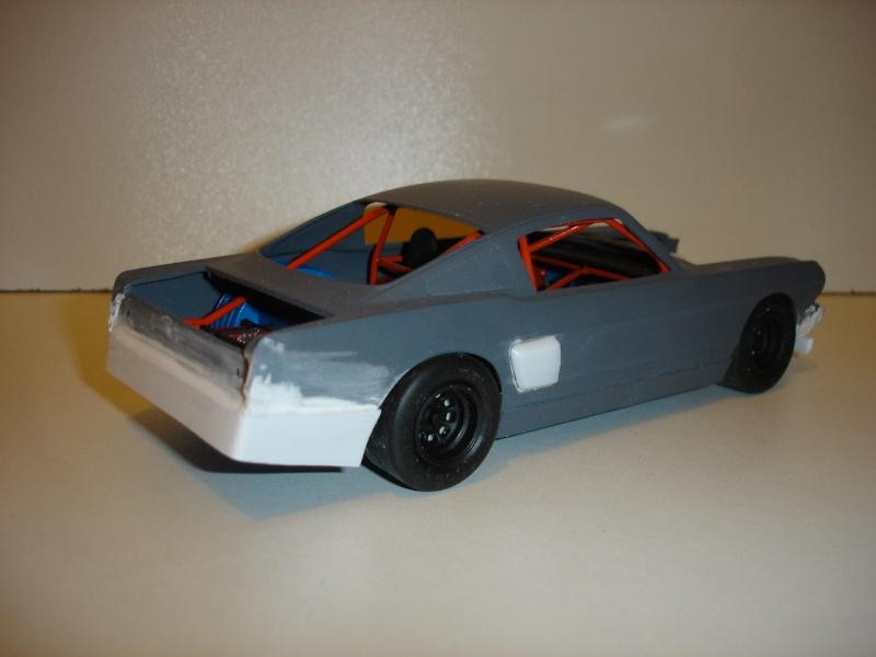 Mustang '65 NASCAR enfin FINI - Page 2 Dsc07324