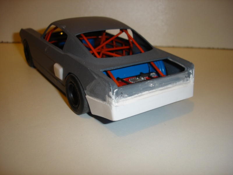 Mustang '65 NASCAR enfin FINI - Page 2 Dsc07326