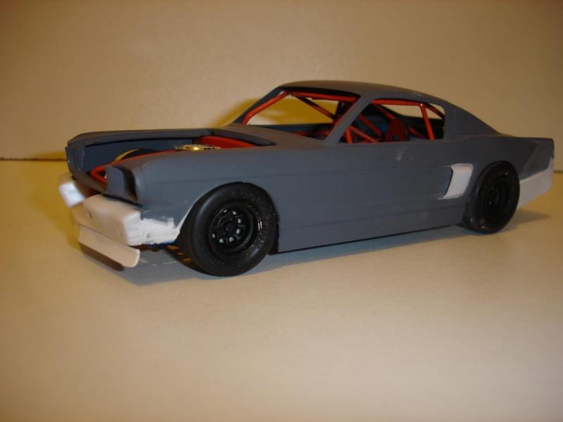 Mustang '65 NASCAR enfin FINI - Page 2 Dsc07328