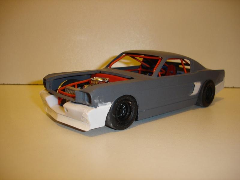 Mustang '65 NASCAR enfin FINI - Page 2 Dsc07329