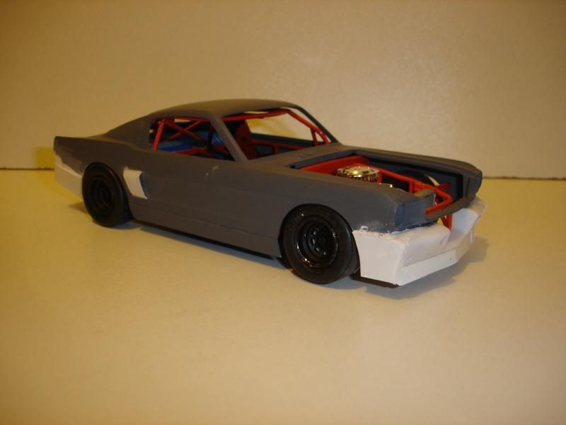 Mustang '65 NASCAR enfin FINI - Page 2 Dsc07331