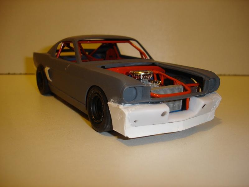Mustang '65 NASCAR enfin FINI - Page 2 Dsc07332
