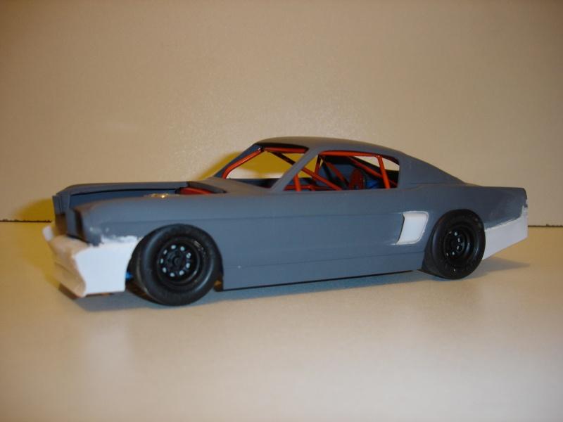 Mustang '65 NASCAR enfin FINI - Page 2 Dsc07333