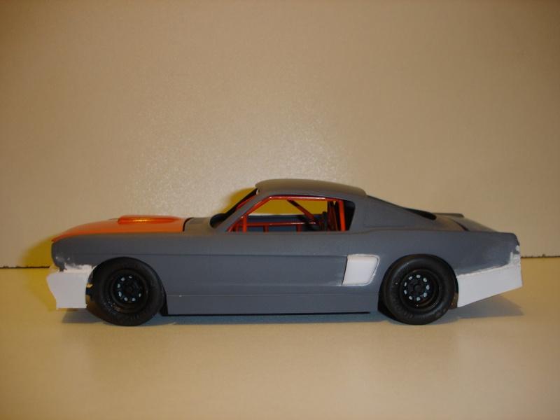 Mustang '65 NASCAR enfin FINI - Page 2 Dsc07334