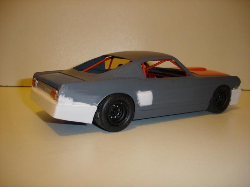 Mustang '65 NASCAR enfin FINI - Page 2 Dsc07336
