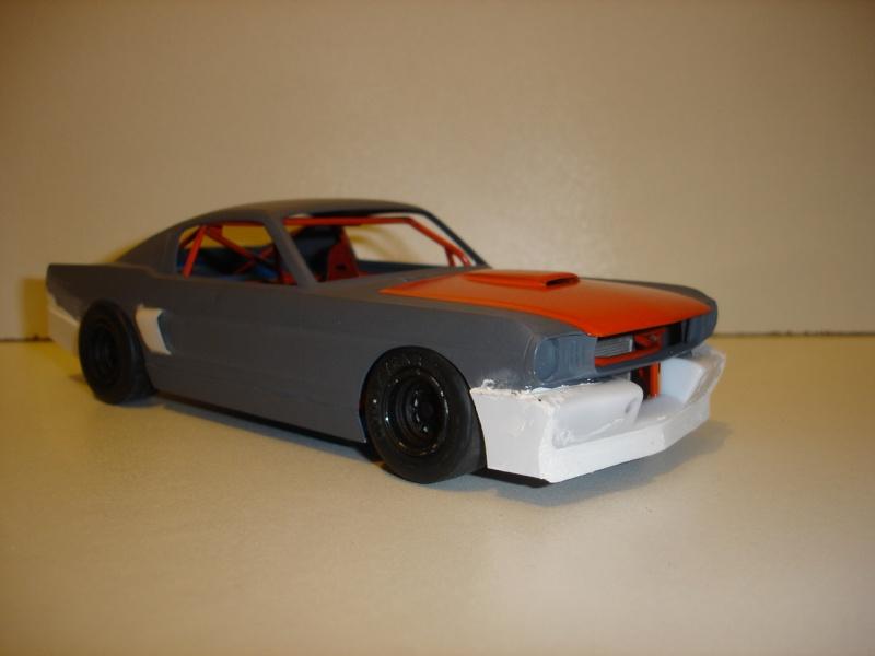 Mustang '65 NASCAR enfin FINI - Page 2 Dsc07337