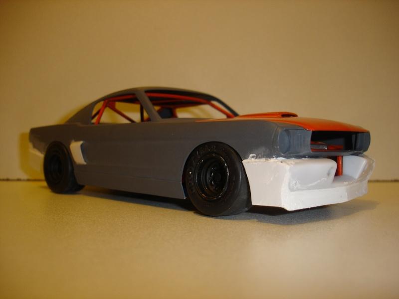 Mustang '65 NASCAR enfin FINI - Page 2 Dsc07338