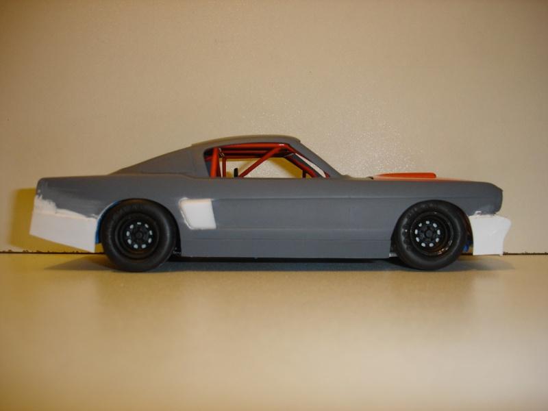 Mustang '65 NASCAR enfin FINI - Page 2 Dsc07339