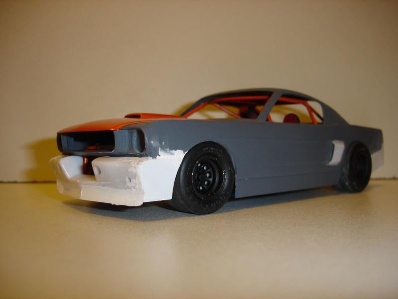 Mustang '65 NASCAR enfin FINI - Page 2 Dsc07340