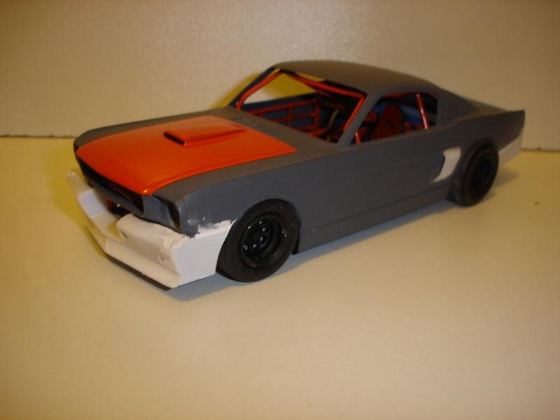 Mustang '65 NASCAR enfin FINI - Page 2 Dsc07341