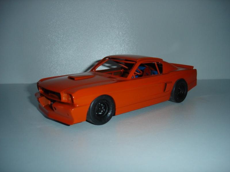 Mustang '65 NASCAR enfin FINI - Page 2 Dsc07345