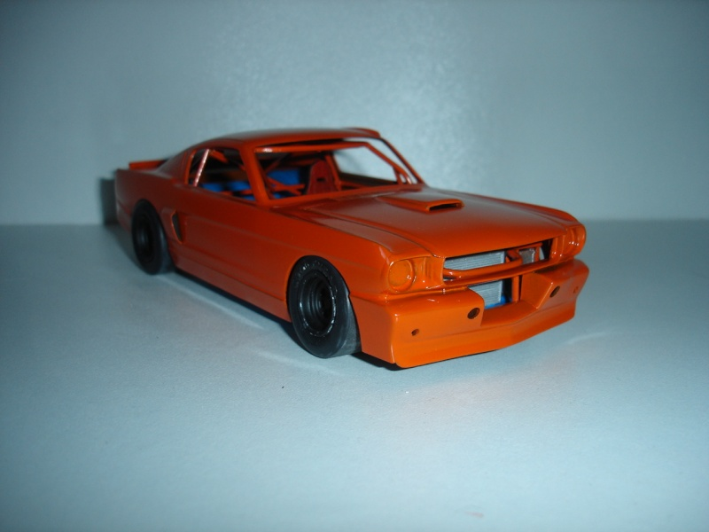 Mustang '65 NASCAR enfin FINI - Page 2 Dsc07348