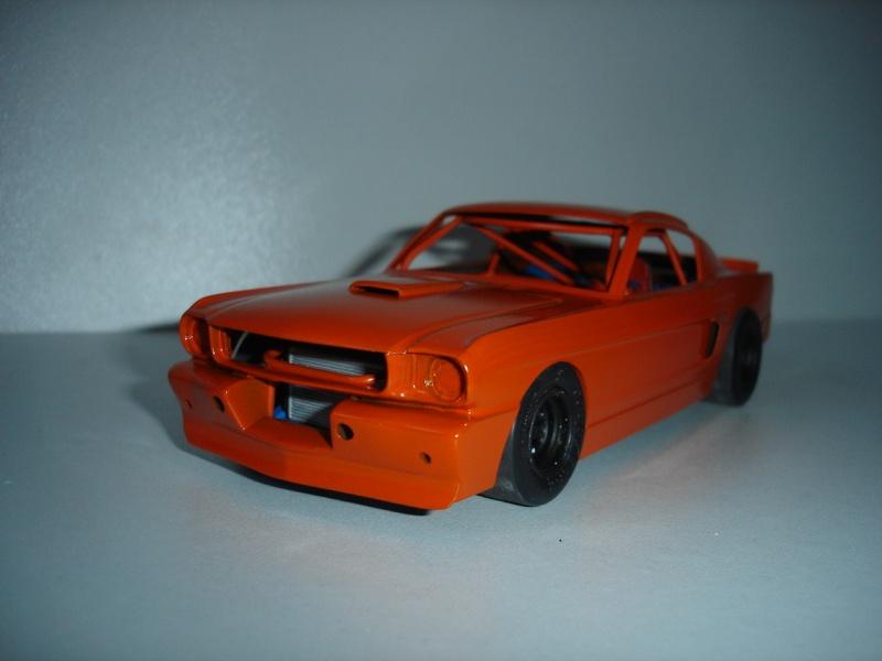 Mustang '65 NASCAR enfin FINI - Page 2 Dsc07349