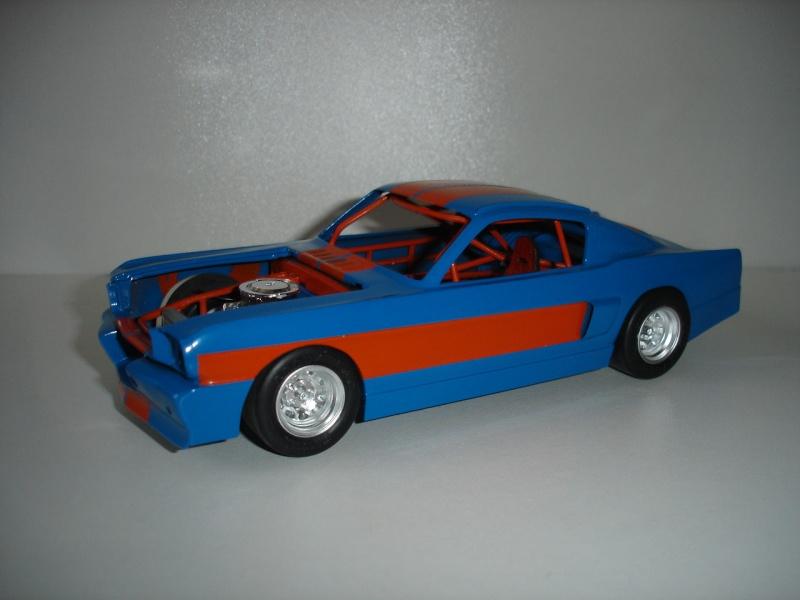 Mustang '65 NASCAR enfin FINI - Page 2 Dsc07353