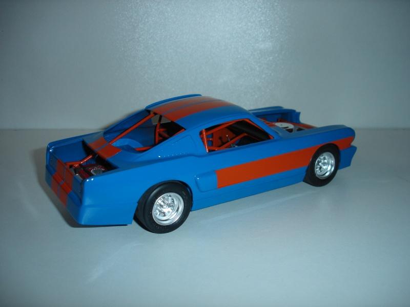 Mustang '65 NASCAR enfin FINI - Page 2 Dsc07355
