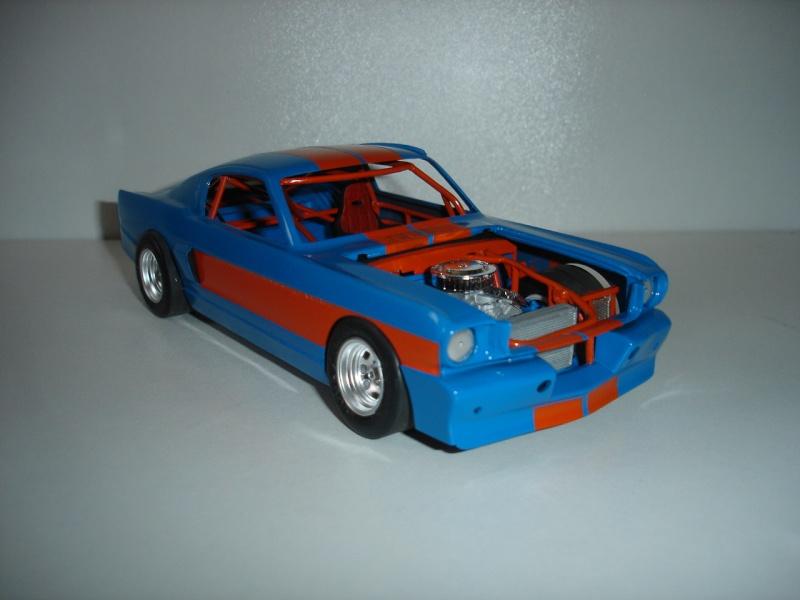 Mustang '65 NASCAR enfin FINI - Page 2 Dsc07356