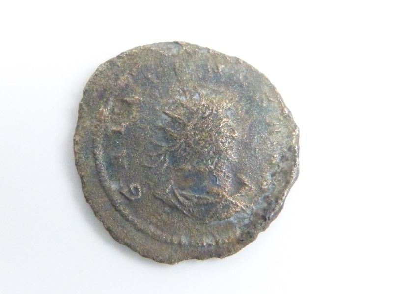 antoninien de Gallien pour Rome P1050020