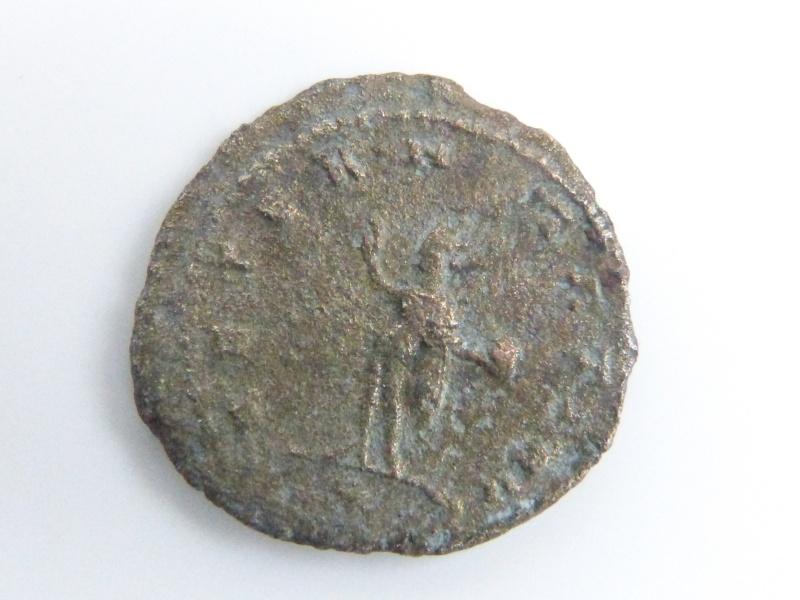 antoninien de Gallien pour Rome P1050021