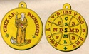 Listing pentacles et talismans - Protection 03_mad10