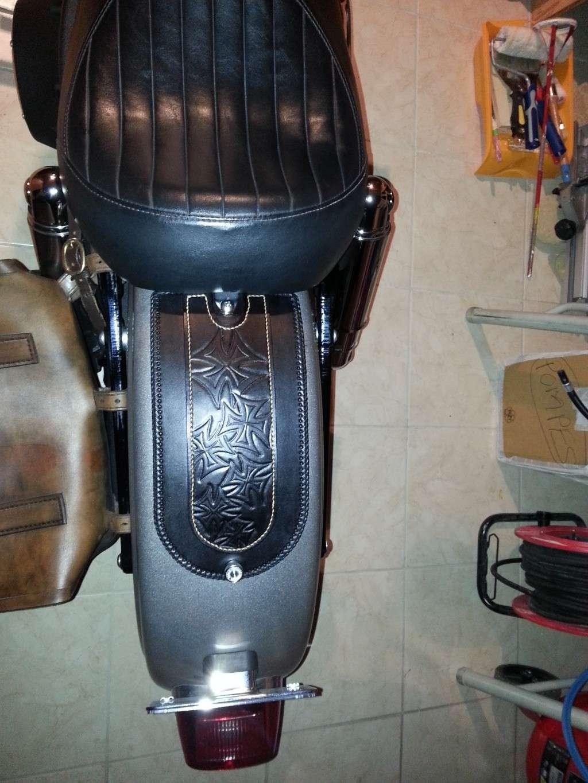 Couvre garde boue arrière (Fender Rear) 20131117