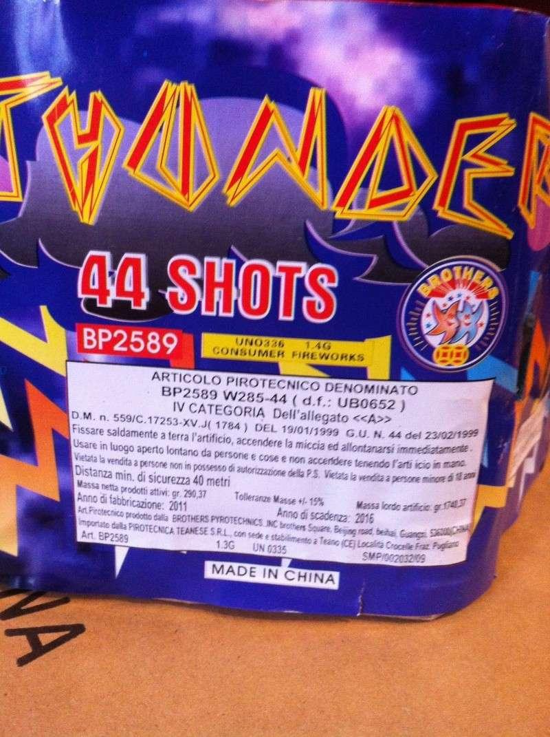 #BP2589 Thunder 44 Shot T_110