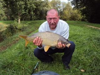 besoin conseil pour la carpe au feeder en étang, en Octobre 00112