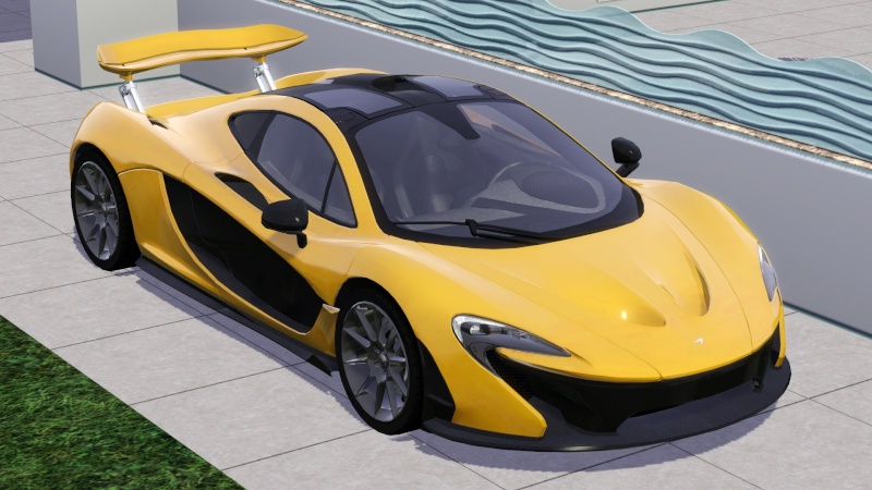 2014 McLaren P1 By Fresh-Prince-Creations Scree236