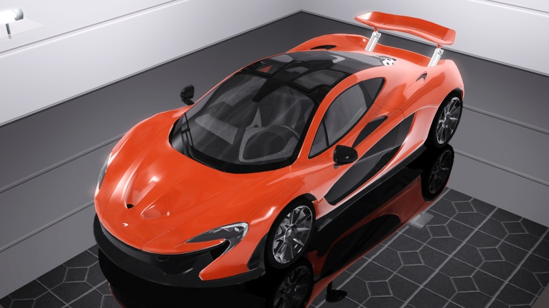 2014 McLaren P1 By Fresh-Prince-Creations Scree237
